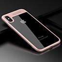 رخيصةأون مساعدات السباحة-غطاء من أجل Apple iPhone XS / iPhone XR / iPhone XS Max شفاف غطاء خلفي شفاف ناعم سيليكون