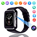 ieftine Ceasuri Smart2-x6 ecran tactil inteligent ceas cu camera inteligent ceas bărbați suport sim tf bluetooth smartwatch ridicare impermeabil pentru iPhone android