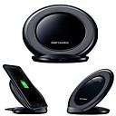 ieftine Încărcătoare Wireless-Fast qi încărcător wireless pentru galaxie s9 s10 s8 plus s7 marginea notei nr. 8 8 / iphone x xr xs 8 / suport stand ep-ng930