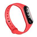 رخيصةأون ساعات ذكية-m3 الذكية معصمه bt البدنية تعقب دعم دعم إخطار / ecg + ppg / قياس ضغط الدم الرياضة الساعات الذكية لسامسونج / فون / الهواتف الروبوت
