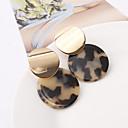 ieftine Cercei-Pentru femei Cercei Picătură Cercei Simplu European La modă Modă cercei Bijuterii Auriu / Argintiu Pentru Petrecere Zilnic Concediu Muncă 1 Pair