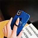 رخيصةأون واقيات شاشات أيفون 6/ 6 بلس-غطاء من أجل Apple iPhone XS / iPhone XR / iPhone XS Max حامل الخاتم / شفاف غطاء خلفي شفاف ناعم TPU