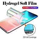 ieftine Gadget Baie-film moale pentru Samsung S10e protector ecran complet de acoperire pentru Samsung galaxie s9 s8 s10 plus s10 + nota 9 film hidrogel nu sticlă