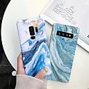 رخيصةأون حافظات / جرابات هواتف جالكسي S-غطاء من أجل Samsung Galaxy S9 / S9 Plus / S8 Plus IMD / نموذج غطاء خلفي حجر كريم قاسي الكمبيوتر الشخصي