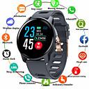 رخيصةأون ساعات ذكية-sm04 الذكية ووتش s08 ip68 البدنية تعقب القلب رصد معدل عداد الخطى للماء smartwatch لالروبوت ios الهاتف