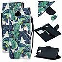 رخيصةأون Sony أغطية / كفرات-غطاء من أجل Sony سوني اريكسون 10 / Sony Xperia XZ3 / Xperia XZ2 Compact محفظة / حامل البطاقات / ضد الصدمات غطاء كامل للجسم شجرة جلد PU