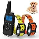 ieftine Accesorii PS3-Câini coaja Guler Lese Antrenament Câini anti-Scoarță Antrenament Mată Plastic & Metal Negru