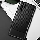 ieftine Protectoare Ecran de Huawei-fibra de carbon moale tpu telefon caz pentru huawei p30 pro p30 lite p30 p20 pro p20 lite p20 cazuri acoperă silicon