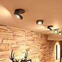 ieftine Becuri LED Încastrate-1pc 10w ultrathin a condus lumina luminoasă iluminare 360 de grade funcție de rotație încastrat led-uri corpuri de iluminat 85-265v