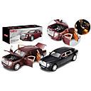 voordelige Gegoten & Speelgoedvoertuigen-Speelgoedauto's Klassieke auto Automatisch Ouder-kind interactie Metaal Aluminium-magnesium legering Kind Allemaal Speeltjes Geschenk