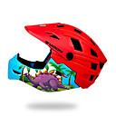 ieftine Căști-Pentru copii biciclete Casca BMX Casca 28 Găuri de Ventilaţie EPS ABS + PC Sport Exerciții exterior Ciclism / Bicicletă - Verde Roșu+albastru Unisex