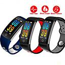 お買い得  真のワイヤレスイヤホン-q6スマートブレスレットスポーツステップフィットネストラッカー血圧心拍数モニタースマートウォッチ用アンドロイドios腕時計