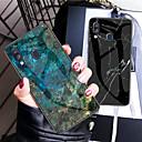 رخيصةأون Samsung أغطية / كفرات-حافظة رخامية من الزجاج المقوى بالرخام لهواتف سامسونج جالاكسي a40 a20e a8s