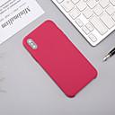 رخيصةأون أغطية أيفون-غطاء من أجل Apple iPhone XS / iPhone XR / iPhone X نحيف جداً غطاء خلفي لون سادة جل السيليكا