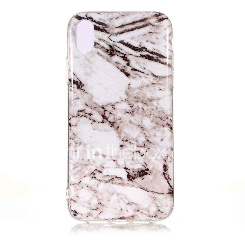 coque iphone xr max marbre