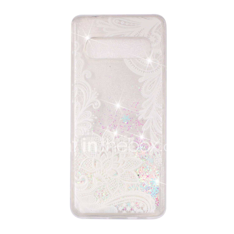 30b77a84983 Case For Samsung Galaxy Galaxy S10 Plus / Galaxy S10 E Flowing Liquid /  Pattern /