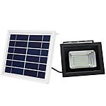 billiga -1st 10 W LED-strålkastare Sol Varmvit / Kallvit 3.7 V Utomhusbelysning 50 LED-pärlor
