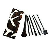 7pcs Pinceles de maquillaje Profesional Sistemas de cepillo Pincel de Pelo de Cabra / Pincel de Nylon / Otros Clásico / Pincel Mediano /
