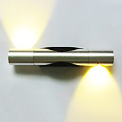 AC 110-130 AC 100-240 2 LED Integrado Moderno/Contemporáneo Galvanizado Característica for LED Mini Estilo Bombilla Incluida,Luz Ambiente