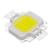Luz LED Chip Blanco Fresco 10W COB 820-900LM 6000-6500K (9-12V)