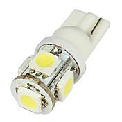 SO.K T10 Bombillas W SMD 5050 lm Luz de Intermitente ForUniversal