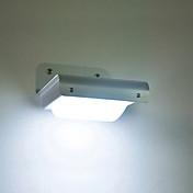 Energía solar al aire libre 16 LED detector de movimiento del sensor de seguridad Al jardín Lámparas de luz (CEI-57233)