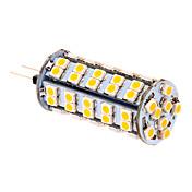 5W G4 LED 콘 조명 T 66 SMD 3020 380 lm 따뜻한 화이트 DC 12 V