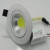 750 lm Luces LED Descendentes leds Blanco Natural AC 220-240V