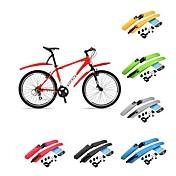 Bicicleta Defensas Bike Ciclismo/Bicicleta Verde / Rojo / Gris / Negro / Azul / Amarillo Plástico