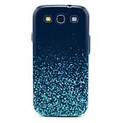Para Funda Samsung Galaxy Diseños Funda Cubierta Trasera Funda Brillante Policarbonato Samsung S3