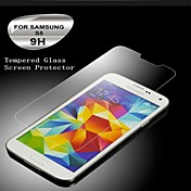 Película protectora de la pantalla de vidrio templado de alta calidad para la galaxia 2.5d s5