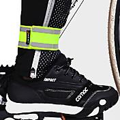 Luces para bicicleta reflectores de seguridad Ajustable Seguridad para Ciclismo Carrera
