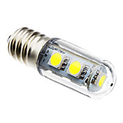 E14 LED 콘 조명 7 LED가 SMD 5050 장식 내추럴 화이트 80lm 6000K AC 220-240V