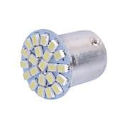 SO.K 1 Pieza 1156 Bombillas 2W LED de Alto Rendimiento 22 Luz de la cola For Universal