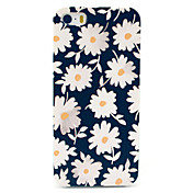 용 아이폰5케이스 패턴 케이스 뒷면 커버 케이스 꽃장식 하드 PC iPhone SE/5s/5