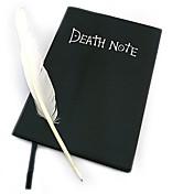 Más Accesorios Inspirado por Death Note Cosplay Animé Accesorios de Cosplay Más Accesorios Negro Papel / Cuero PU Hombre / Mujer