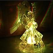 coway acrílico rezando ángeles colorido llevó la luz de noche de alta calidad