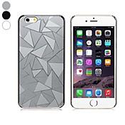 용 아이폰6케이스 / 아이폰6플러스 케이스 충격방지 케이스 뒷면 커버 케이스 기하학 패턴 하드 PC iPhone 6s Plus/6 Plus / iPhone 6s/6
