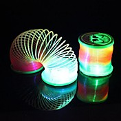 1pc Luz de noche LED Batería Decorativa