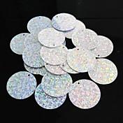 1set Spesiell Leilighet Plastikker Glimmer