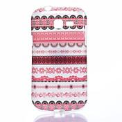 Para Funda Samsung Galaxy Carcasa Funda Diseños Cubierta Trasera Funda Líneas / Olas TPU para Samsung Trend Lite
