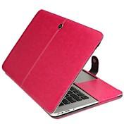 MacBook Funda para Un Color piel genuina MacBook Air 13 Pulgadas
