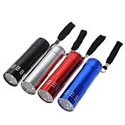 LS173 LED Lommelygter LED Lomme / Liten størrelse / Nødsituasjon Camping / Vandring / Grotte Udforskning / Dagligdags Brug / Utendørs