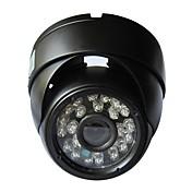 cúpula cámara IP al aire libre 720p correo electrónico alarma visión nocturna detección de movimiento p2p