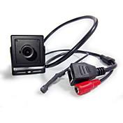 cámara de audio hqcam® 720p cámara ip cámara de red 1.0mp mini (lente de 3.6mm, onvif)