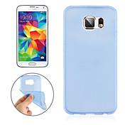용 삼성 갤럭시 케이스 투명 케이스 뒷면 커버 케이스 단색 TPU Samsung S6