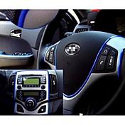etiqueta engomada del coche pegatinas de decoración de rosca Diseño de automoción coche pater indoor interior del cuerpo exterior