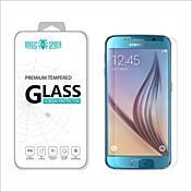 Skjermbeskytter Samsung Galaxy til S6 Herdet Glass Skjermbeskyttelse Høy Oppløsning (HD)