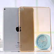 Funda Para iPad Air 2 Transparente Funda Trasera Color sólido TPU para iPad Air 2