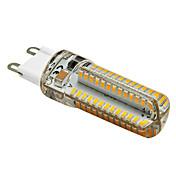 3.5 G9 LED 콘 조명 T 104 LED가 SMD 3014 따뜻한 화이트 300-350lm 2800-3200K AC 220-240V